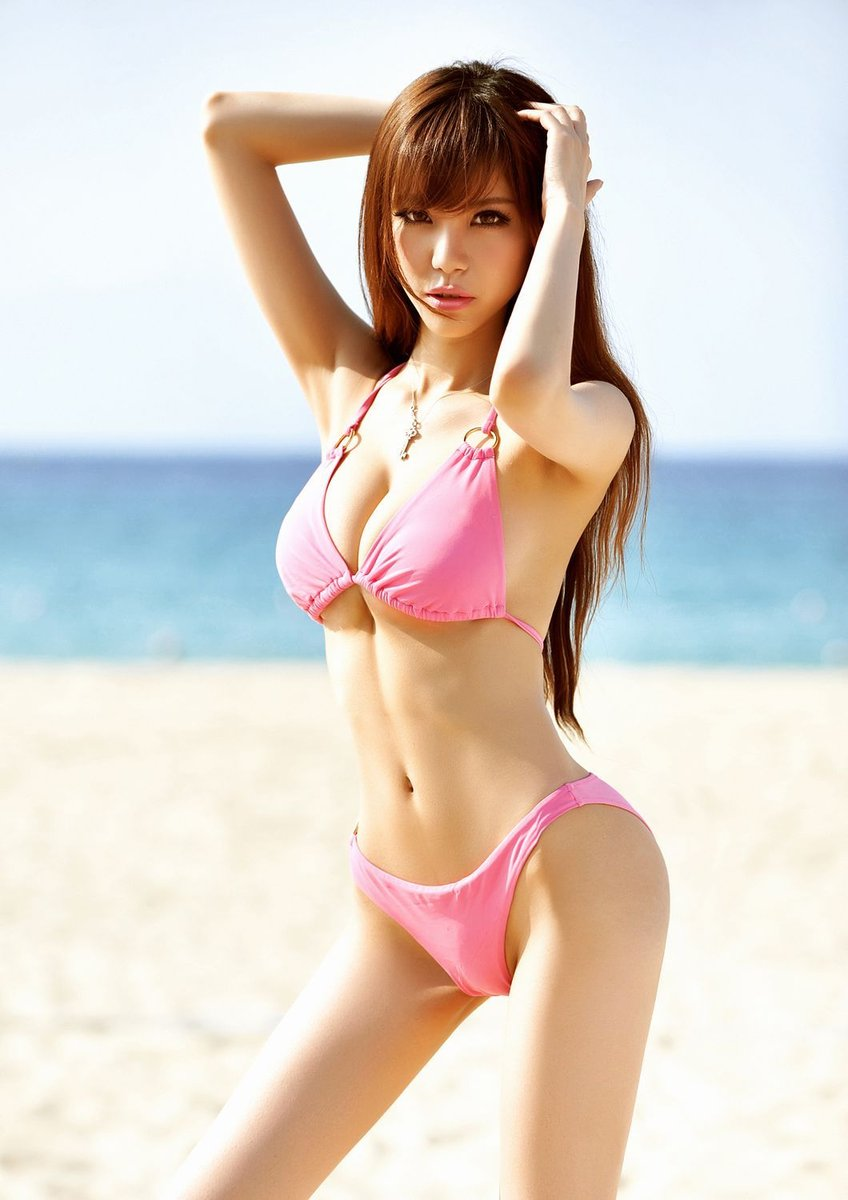 Hottest asian bikini