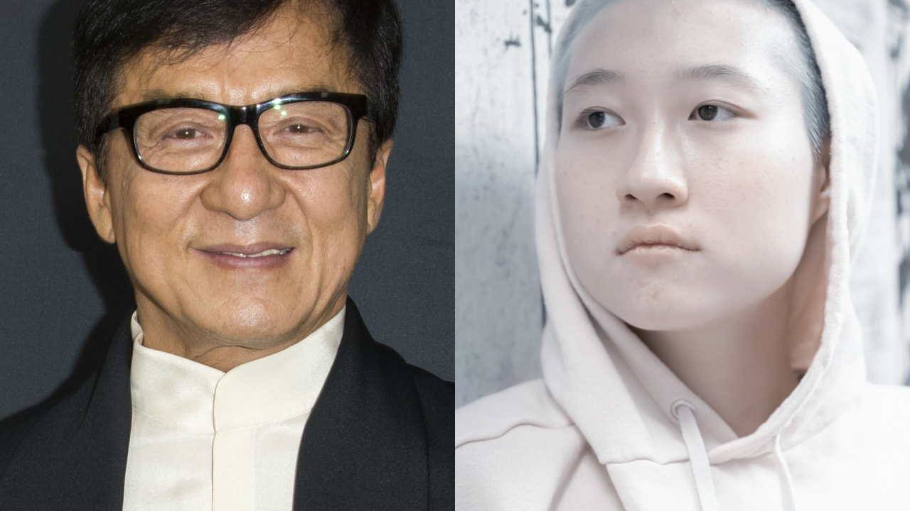 jackie chan daughter - 1280×720